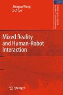 Mixed Reality and Human-Robot Interaction [Pdf/ePub] eBook