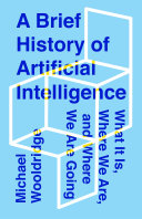A Brief History of Artificial Intelligence Book