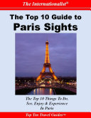Top 10 Guide to Paris Sights