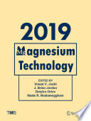 Magnesium Technology 2019 Book
