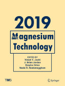 Magnesium Technology 2019