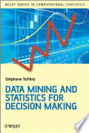 Data Mining and Statistics for Decision Making Book