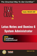 Lotus Notes and Domino 6 System Administrator Book