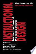 Instructional Design  International Perspectives II Book