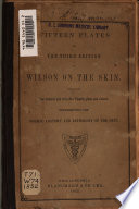 Fifteen plates for the third edition of Wilson On the skin