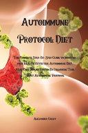 Autoimmune Protocol Cookbook