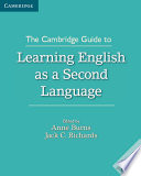 Books - New The Cambridge Guide To Learning English As A Second Language | ISBN 9781108408417