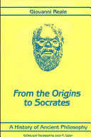 History of Ancient Philosophy I, A