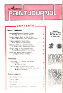American Paint Journal