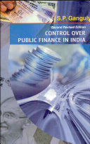 Control Over Public Finance In India  second Revised Edition