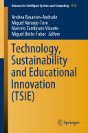 Technology  Sustainability and Educational Innovation  TSIE