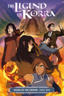 The Legend of Korra: Ruins of the Empire Part One [Pdf/ePub] eBook