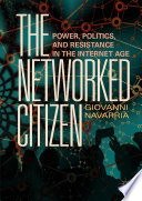 The Networked Citizen Book PDF