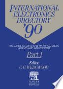 International Electronics Directory 90