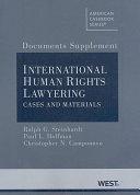 International Human Rights Lawyering