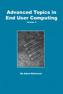 Advanced Topics in End User Computing Book