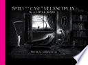 Notes on a Case of Melancholia  or  A Little Death