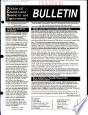 Office Of Educational Research And Improvement Bulletin