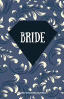 Bride Small Size Blank Journal Wedding Planner To Do List 5 5 x8 5  120 Pages Book 10