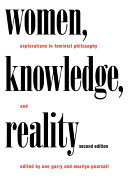 Women  Knowledge  and Reality