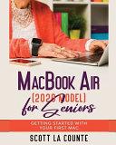 MacBook Air  2020 Model  For Seniors