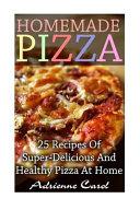 Homemade Pizza Book