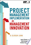Project Management Implementation as Management Innovation