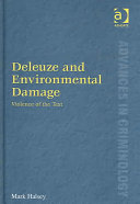 Deleuze and Environmental Damage