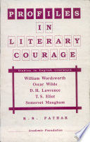 Profiles in Literary Courage