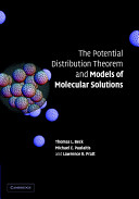 The Potential Distribution Theorem and Models of Molecular Solutions Book