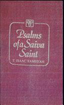 Psalms of a Saiva Saint