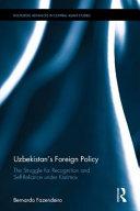 Uzbekistan s Foreign Policy