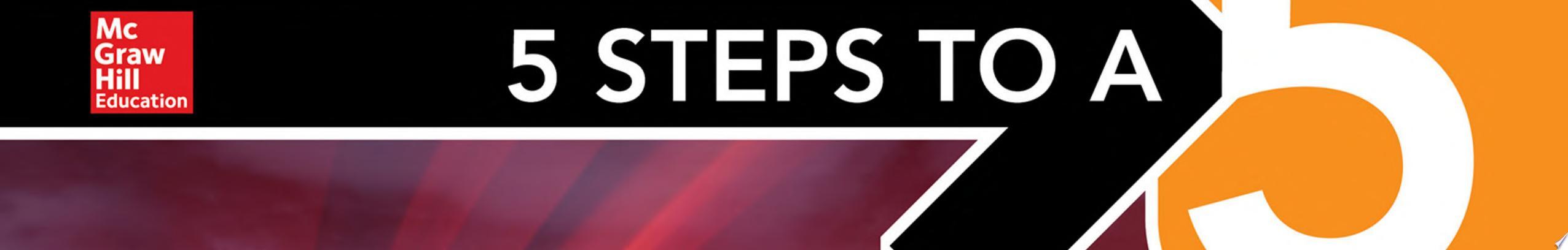 5 Steps to a 5  AP Physics 2  Algebra Based 2018 edition