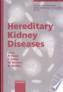 Hereditary Kidney Diseases Book PDF