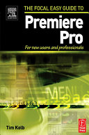 Pdf Focal Easy Guide to Premiere Pro