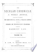 The Secular Chronicle Book PDF