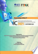 Proceedings of the 3rd International Conference on Intelligent and Interactive Computing 2021 Book
