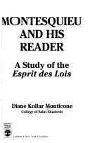 Montesquieu and His Reader