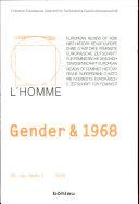 Gender   1968