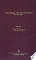 Physiology And Biochemistry Of Sterols Book PDF