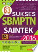 SUKSES SBMPTN SAINTEK 2016
