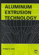 Aluminum Extrusion Technology Book PDF