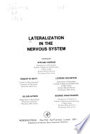 Lateralization in the nervous system