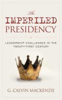 The Imperiled Presidency