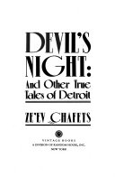 Pdf Devil's Night