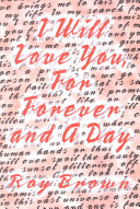 I Will Love You  for Forever and a Day Book PDF