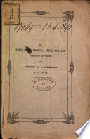 Il nuovo dizionario della lingua italiana stampato in Torino