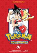 Pokémon Adventures Collector's Edition, Vol. 1 image