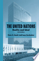 The United Nations  : Reality and Ideal