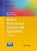 Modern Mathematical Statistics with Applications